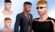 3D gay model in multiplayer AChat game