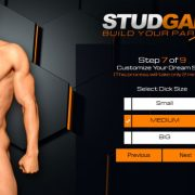 Download stud gay simulator and play games with gay studs